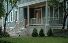 Porch skirting ideas