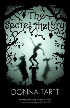 the secret history (1993) ... In my all time Top 5 books. Never seen this cover before.