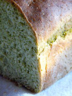 Maria Pirão: Pão de Espinafre