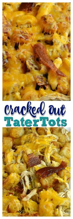 Share with friendsCracked Up TaterTots with Instant Pot Ranch Chicken Hello, My name is Carla I have an obsession with my instant pot. They say admitting your addiction is the first step.  The only thing is I don't want to stop using my Instant Pot. Tonight I had a little experiment. I made Ranch …