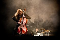 Apocalyptica heavy metal by Visit Finland, via Flickr
