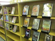 Genre classification slideshow from Maribel Castro, librarian at Coronado High School in Texas. Library Skills, Library Room, Library Lessons, Library Ideas, Coronado High School, Innovative Companies, Library Activities, Library Displays, Librarians