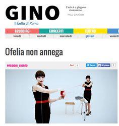 """""""Ophelia did not drown"""" updated press review  Review on GINO MAGAZINE (Italian) http://www.ginomagazine.it/2015/12/01/francesca-fini-ofelia-non-annega-5364/   on IGNORARTE, by Annarita Borrelli (Italian) http://www.ignorarte.com/#!Cinema–Francesca-Fini-Ofelia-non-annega/lc3dm/56b1177c0cf2dc1600df3e4f  on IL SEGNO magazine (Italian) http://www.rivistasegno.eu/events/la-masca-il-nuovo-progetto-di-francesca-fini-per-il-watermill-center-di-new-york/"""