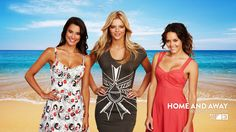 Home And Away tv show Home And Away Cast, Amazing Pics, Love Home, Old And New, Tv Shows, It Cast, Celebs, Actresses, Wedding Dresses