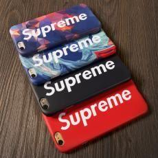 ファションブラントsupreme iphone7/galaxy s7 edge ハードケース マット素材 アイフォン7 プラス カバー シュプリーム風 男女愛用 iphone6s/se/5s対応