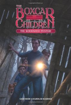 The Woodshed Mystery (The Boxcar Children Mysteries #7) by Gertrude Chandler Warner