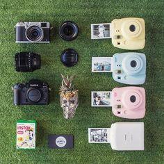 Legitimate collection from :) - Fujifilm Instax 90, Polaroid Instax, Instax Mini Camera, Fuji Instax Mini, Polaroid Photos, Polaroid Cameras, Instax Printer, Fuji Camera, Geek Gadgets