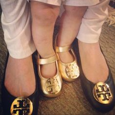 Tory Burch Shoes - Tory burch mini maryjanes for babies