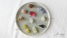 これは美しい!まるで鉱石のような素敵なビジュアルの和菓子「こうぶつヲカシ」 - ライブドアニュース