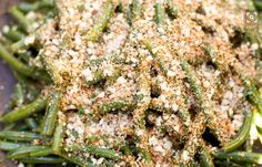 Recipe For Green Beans Almondine