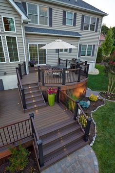 Transcend deck outside living, outdoor living, deck design, patio ideas, ba