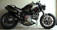 2002 Ducati Monster 900 custom