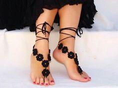 Muy sexy para nuestros pies!! Bajado de la web.