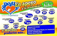TSP apoya tu economía con el Supercito Kiko