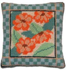 Pot Marigold - Small Tapestry Kit