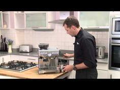 'Espresso' Demo - Sage by Heston Blumenthal - YouTube
