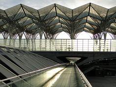Estação do Oriente Lisboa