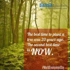 World Environment Day wishes to citizens of the globe.