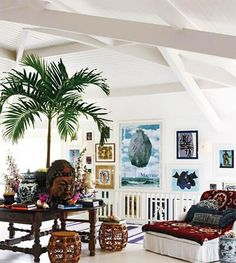 This Is Happening: Brazilian Beach House Style via @MyDomaine