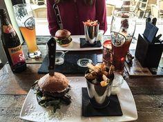 Die Burger der Louis Kitchen Bar sind wirklich ausgezeichnet! Ein Besuch lohnt sich!