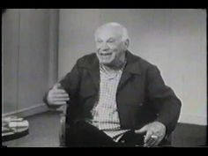 """Eric Hoffer: The Passionate State of Mind"" with Eric Sevareid, CBS, September 19, 1967 (Pt.2)"
