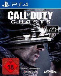 Call of Duty: Ghosts – Kostenlos am Wochenende (Multiplyer) | PS4-Shooter.de