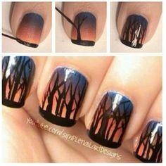 Nail art | via Facebook