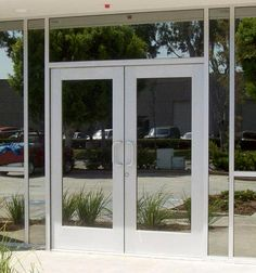 Anodized aluminum Entry Doors for Commercial Buildings - Google ...