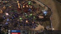 Starcraft 2 Legacy of the Void: PsychoKiller (Z) vs xxkousxx (Z) on Prio...