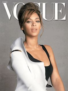 Beyonce on Vogue