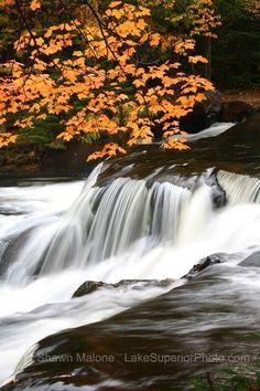 Bond Falls, Upper Penninsula