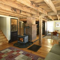 make a cold basement look attractive | basements, finished