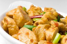Recipe for Kung Pao Chicken at Life's Ambrosia