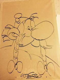 Obelix by Albert Uderzo