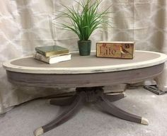 Annie Sloan Chalk Paint Coffee Table Makeover Paint coffee