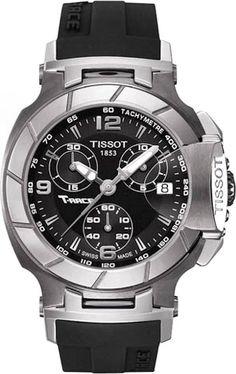 The Tissot t-Race Analog Chrono