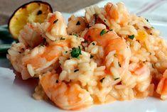Εύκολο ριζότο με γαρίδες! thumbnail