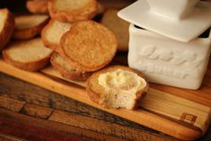 """""""Healthified"""" English muffins (made with egg whites, psyllium husk powder, coconut flour and cream cheese)"""