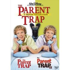The Parent Trap (the 1961 version) - everyone told me that I looked just like Haley Mills when I was a kid.