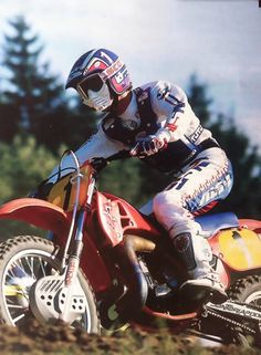 David bailey # motocross # honda