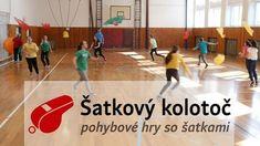 Šatkový kolotoč - Pohybové hry so šatkami 03 Basketball Court, Youtube, Kids, Young Children, Boys, Children, Youtubers, Boy Babies, Child