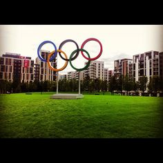 olympics's photo of London 2012 Olympic and Paralympic Village on Instagram