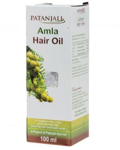 Patanjali Herbal Kesh Kanti Amla Hair Oil brings life and vitality to hair turned dull and dry by chemical cleansers. The Ayurvedic formulation strengthens roots, revitalizes lifeless hair and prevents hair fall, greying and split ends. Amla Hair Oil, Ayurvedic Hair Oil, Amla Oil, Fall Hair, Hair Growth, Herbalism, Natural Hair Styles, Hair Care, Split Ends