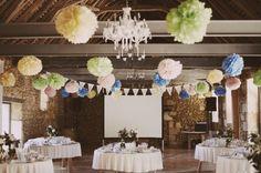 Party Decorations...Pastel Colors