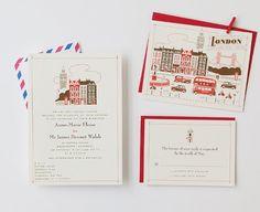 Invitation Designs We Love Wedding Invitations Photos on WeddingWire  Vendor: Hello! Lucky Wedding Invitations - San Francisco, CA