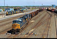 RailPictures.Net Photo: CSXT 5293 CSX Transportation (CSXT) GE ES40DC at Selkirk, New York by Mike Young