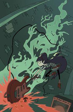 *____* Marceline con demonios