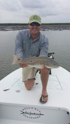 Georgia redfish