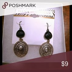 NEW earrings Super cute with tags for pierced ears keep for yourself or give as a gift. Dana Buchman Jewelry Earrings