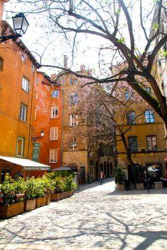 Ballade dans les ruelles du Vieux Lyon